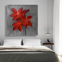 Canvas 48 x 48 - Asiatic lily