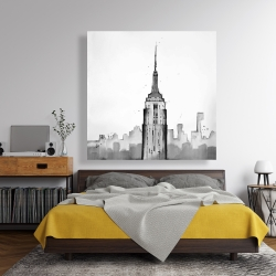 Canvas 48 x 48 - Empire state building