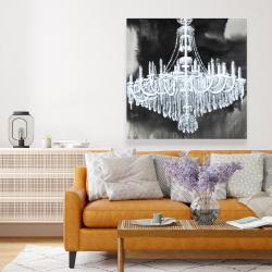 Canvas 48 x 48 - Glam chandelier