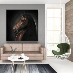Canvas 48 x 48 - Spirit the horse