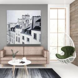 Canvas 48 x 48 - Historical buildings