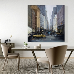 Canvas 48 x 48 - In the city