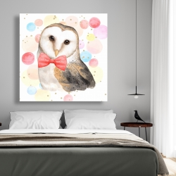 Canvas 48 x 48 - Chic owl