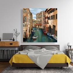 Canvas 48 x 48 - Magical venice canal