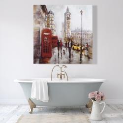 Canvas 48 x 48 - The big ben at london
