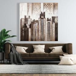 Canvas 48 x 48 - Square city