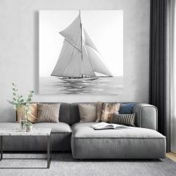 Canvas 48 x 48 - Sailing ship