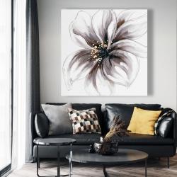 Canvas 48 x 48 - Purple orchid