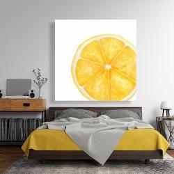 Canvas 48 x 48 - Lemon slice