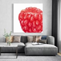 Canvas 48 x 48 - Raspberry