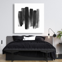 Canvas 48 x 48 - Black shapes