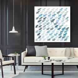 Canvas 48 x 48 - X pattern