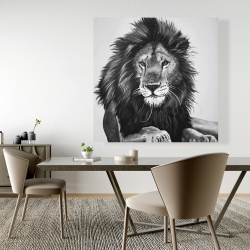 Canvas 48 x 48 - The lion king
