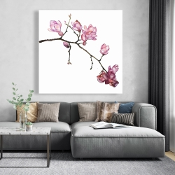 Canvas 48 x 48 - Branch of cherry blossoms