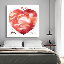 Canvas 48 x 48 - Big heart