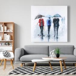 Canvas 48 x 48 - Spring shower