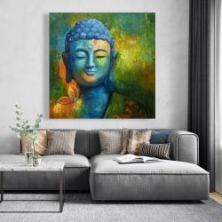 Canvas 48 x 48 - Blissful buddha