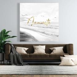 Canvas 48 x 48 - Namaste