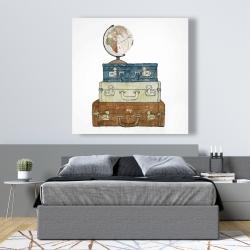 Canvas 48 x 48 - Go around the world
