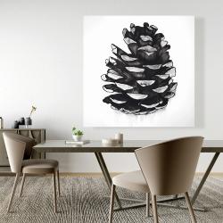 Canvas 48 x 48 - Pine cone