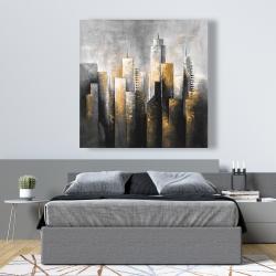 Canvas 48 x 48 - Abstract skyline