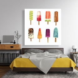 Canvas 48 x 48 - Iced lollipop