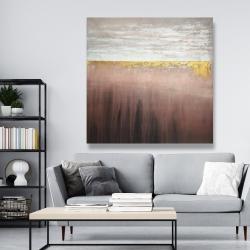 Canvas 48 x 48 - Golden pink