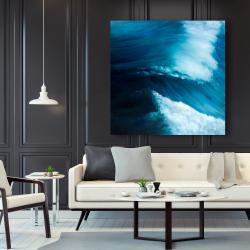 Canvas 48 x 48 - Unleashed sea