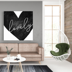 Canvas 48 x 48 - Lovely