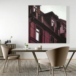 Canvas 48 x 48 - Architectural building