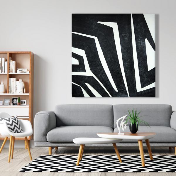 Canvas 48 x 48 - Labyrinth
