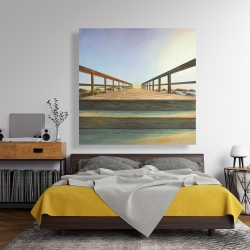 Canvas 48 x 48 - Footbridge