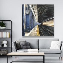 Canvas 48 x 48 - New-york subway
