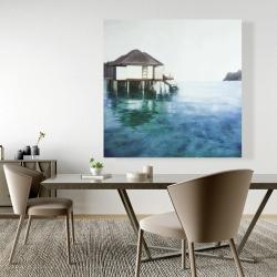 Canvas 48 x 48 - Dream travel