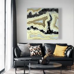 Canvas 48 x 48 - Lace agate