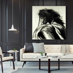 Canvas 48 x 48 - Classical horse