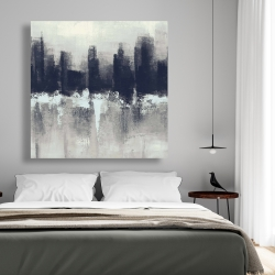 Canvas 48 x 48 - Dark city