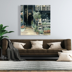Canvas 48 x 48 - Plants shop