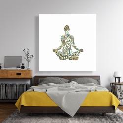 Canvas 48 x 48 - Zen attitude