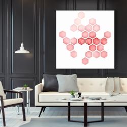 Canvas 48 x 48 - Alveoli red