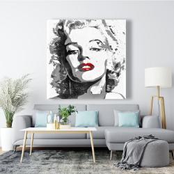 Canvas 48 x 48 - Marilyn monroe