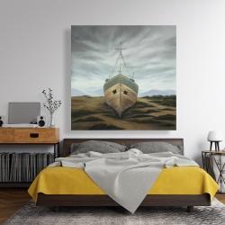 Canvas 48 x 48 - Boat