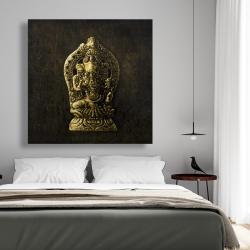 Canvas 48 x 48 - Lord ganesha