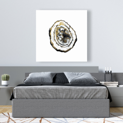 Canvas 48 x 48 - Golden geode