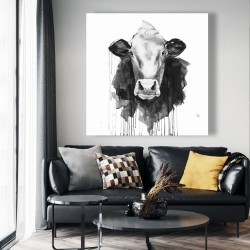 Canvas 48 x 48 - Cow