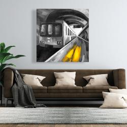Canvas 48 x 48 - Urban life