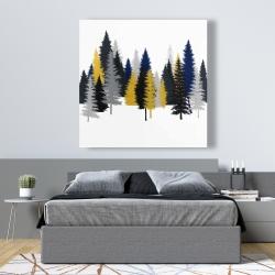 Canvas 48 x 48 - Golden fir