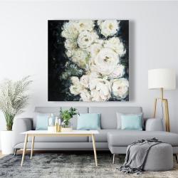 Canvas 48 x 48 - Garden roses