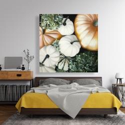 Canvas 48 x 48 - Fall pumpkins