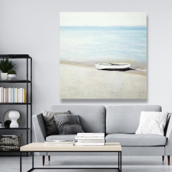 Canvas 48 x 48 - Along the sea